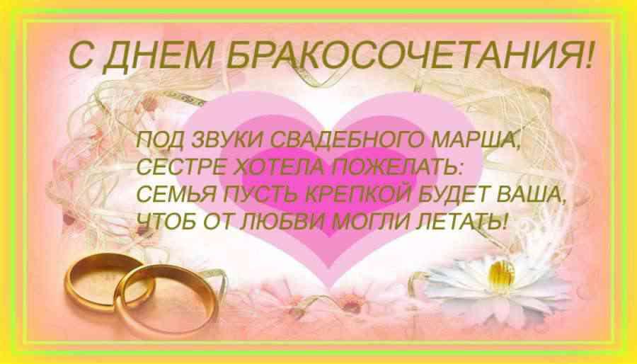 вашим свадебные поздравления для брата от сестренок модели основе